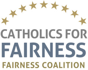 Catholics for Fairness Logo Large